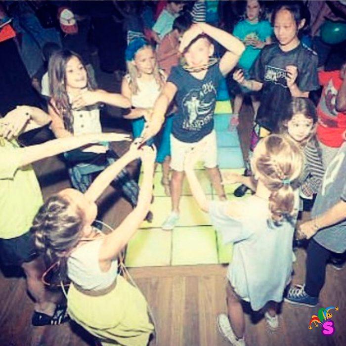 bailes musica cumpleaños