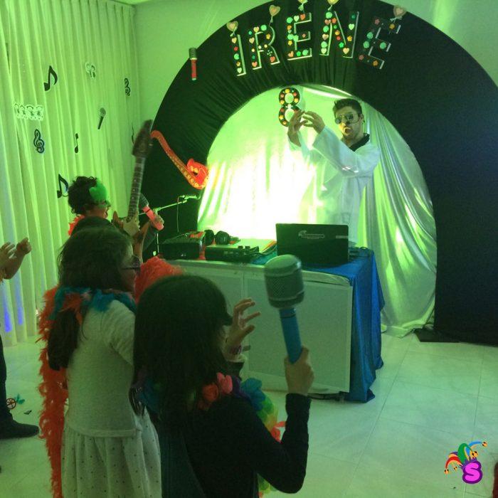 fiesta concurso musical
