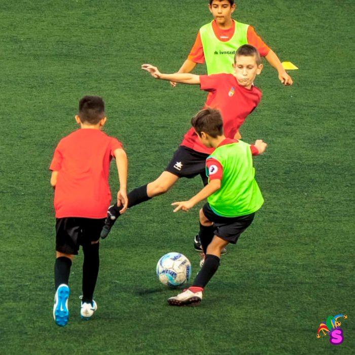 futbol animaciones infantiles